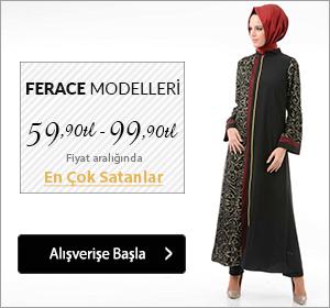 En Popüler Ferace Modellerini İnceleyin!