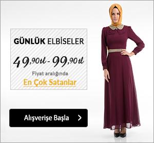 En Çok Beğenilen Elbise Modellerini İnceleyin!