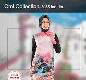 Cml Collection Marka Ürünlerde %50'a Varan İndirim Fırsatlarını Kaçırma!