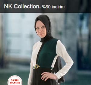 NK Collection Marka Ürünlerde %50'a Varan İndirim Fırsatlarını Kaçırma!