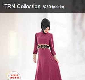 TRN Collection Marka Ürünlerde %50'a Varan İndirim Fırsatlarını Kaçırma!